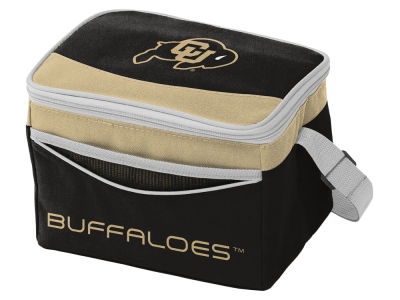 Colorado Buffaloes Logo Brands Blizzard 6 Pack Cooler
