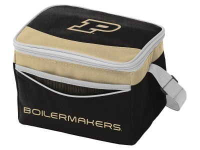 Purdue Boilermakers Logo Brands Blizzard 6 Pack Cooler