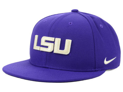 LSU Tigers Nike 2018 NCAA Rivalry Snapback Cap