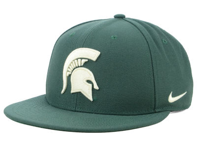 Michigan State Spartans Nike 2018 NCAA Rivalry Snapback Cap