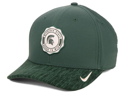 Michigan State Spartans Nike 2018 NCAA Rivalry Cap