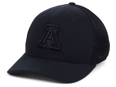 Arizona Wildcats Nike NCAA Aerobill Black Swoosh Cap