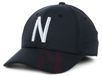 Nebraska Cornhuskers Top of the World NCAA Pitted Flex Cap