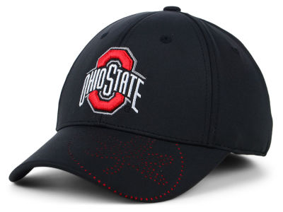 huge discount 35e85 f255a Ohio State Buckeyes Top of the World NCAA Pitted Flex Cap