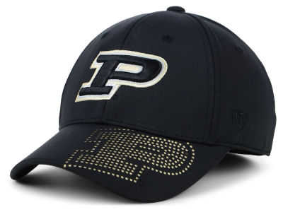 Purdue Boilermakers Top of the World NCAA Pitted Flex Cap