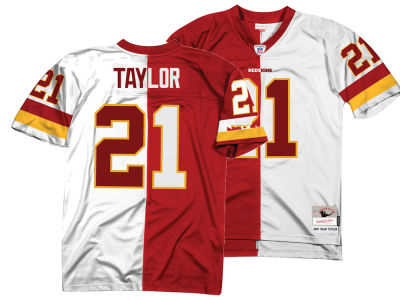 Washington Redskins Sean Taylor Mitchell & Ness NFL Men's Home & Away Split Legacy Jersey