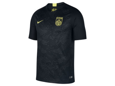 China Nike 2018 Men's National Team Away Stadium Jersey