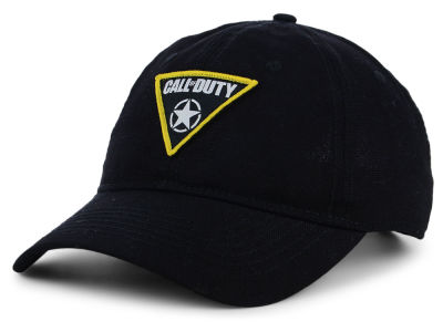 Call of Duty 3D Binding Woven Patch Cap