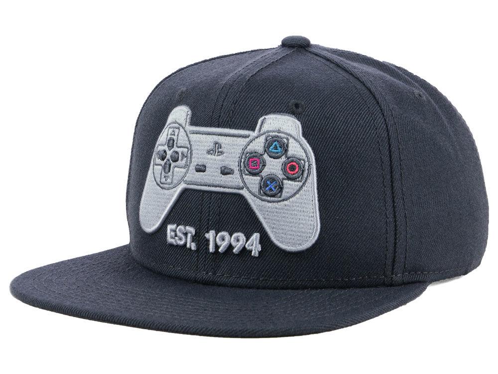 Sony PlayStation Controller Snapback Cap  2a797549fcfd