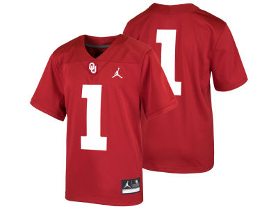 Oklahoma Sooners Nike NCAA Kids Replica Football Game Jersey
