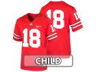 Ohio State Buckeyes Nike NCAA Kids Replica Football Game Jersey Jerseys