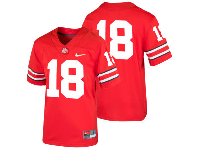 Nike NCAA Toddler Replica Football Game Jersey