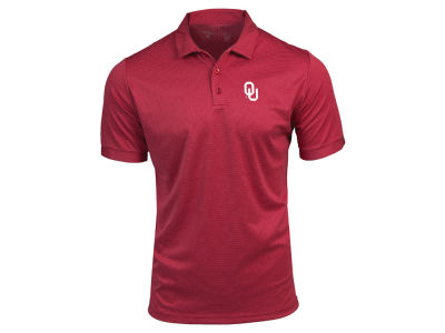 Oklahoma Sooners Antigua NCAA Men's Clutch Polo