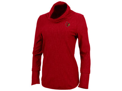 Louisville Cardinals Antigua NCAA Women's Equalizer Pullover