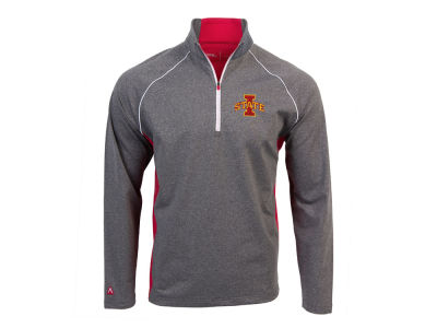 Iowa State Cyclones Antigua NCAA Men's Stamina Quarter Zip Pullover