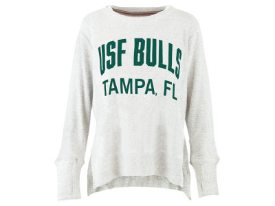 South Florida Bulls Pressbox NCAA Women's Cuddle Knit Sweatshirt