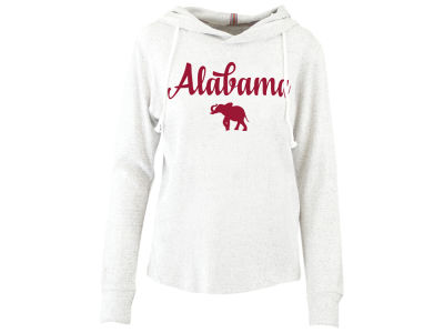 Alabama Crimson Tide Pressbox NCAA Women's Cuddle Knit Hooded Sweatshirt