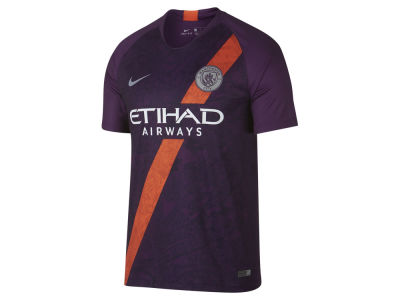 Manchester City Nike Men's International Club 3rd Jersey