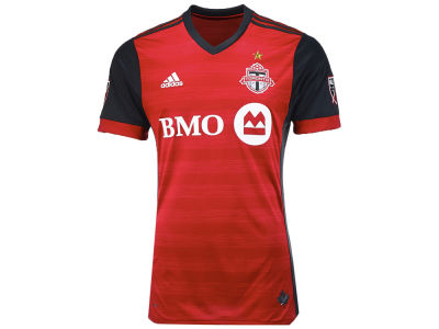 Toronto FC adidas MLS Men's Authentic Home Jersey