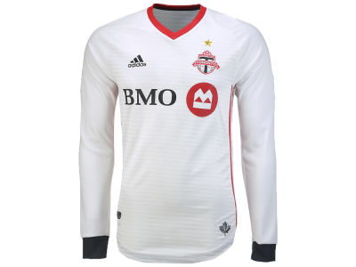 MLS Authentic Long Sleeve Jersey