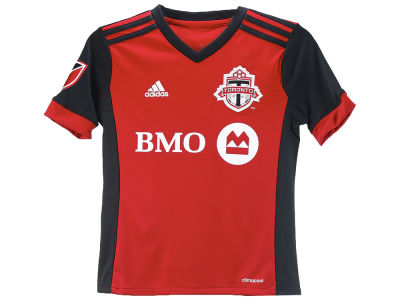 Toronto FC adidas MLS Youth Replica Home Jersey