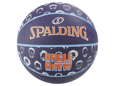 Spalding Uncle Drew Get Buckets Mini Size 3 Basketball