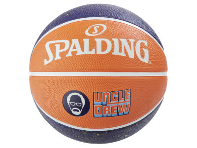 Spalding Uncle Drew Player Action Basketball