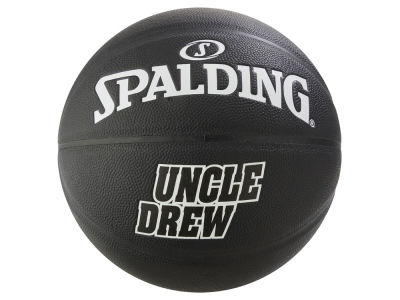 Spalding Uncle Drew Character Button Basketball