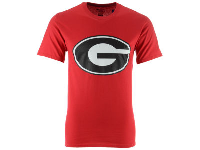 Georgia Bulldogs NCAA Men's Big Logo T-Shirt