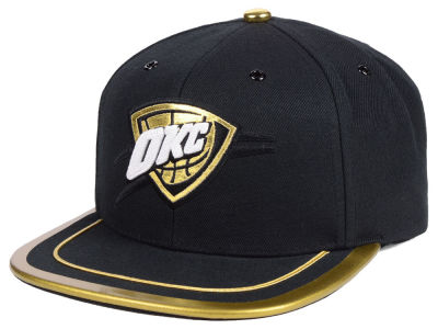 brand new 6770f 1c957 ... uk oklahoma city thunder mitchell ness nba soutache viz snapback cap  e2b52 8ab20