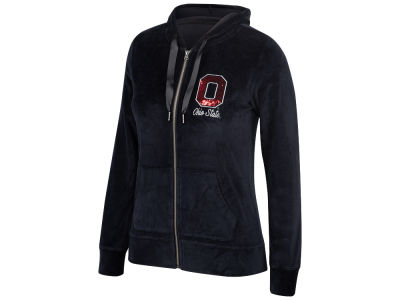 Ohio State Buckeyes NCAA Women's Ski Lodge Full Zip Jacket