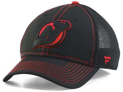 New Jersey Devils NHL Iconic Agile Flex Cap