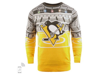 Pittsburgh Penguins NHL Men's Bluetooth Ugly Sweater