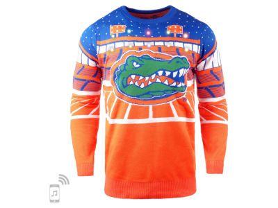 Florida Gators Forever Collectibles NCAA Men's Bluetooth Sweater