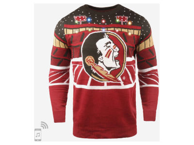 Florida State Seminoles Forever Collectibles NCAA Men's Bluetooth Sweater