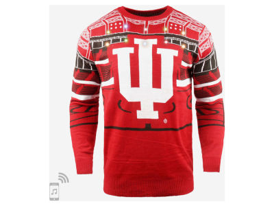 Indiana Hoosiers Forever Collectibles NCAA Men's Bluetooth Sweater