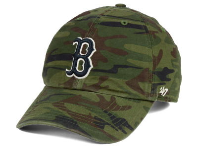 Boston Red Sox '47 MLB Regiment CLEAN UP Cap