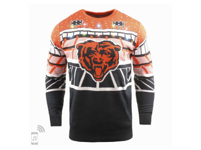 Chicago Bears Forever Collectibles NFL Men's Bluetooth Sweater