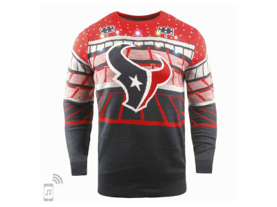 Houston Texans Forever Collectibles NFL Men's Bluetooth Sweater
