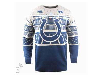 Forever Collectibles NFL Men's Bluetooth Sweater