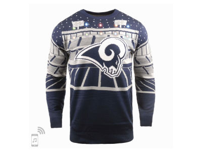 Los Angeles Rams Forever Collectibles NFL Men's Bluetooth Sweater