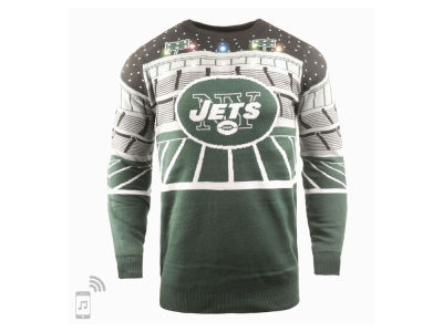 ee75e3cb2 New York Jets Forever Collectibles NFL Men s Bluetooth Sweater