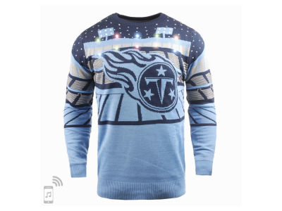Tennessee Titans Forever Collectibles NFL Men's Bluetooth Sweater
