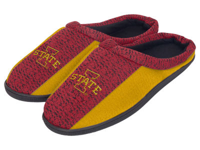 Forever Collectibles Poly Knit Cup Sole Slippers