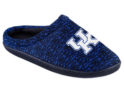Kentucky Wildcats Poly Knit Cup Sole Slippers