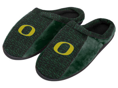 Oregon Ducks Poly Knit Cup Sole Slippers