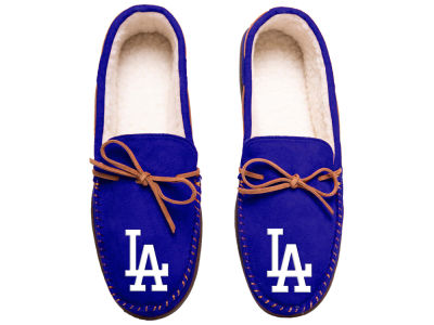 Los Angeles Dodgers Team Color Big Logo Moccasin