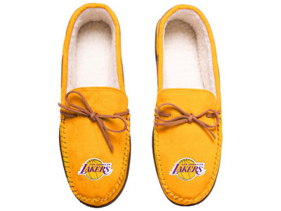 Los Angeles Lakers Team Color Big Logo Moccasin