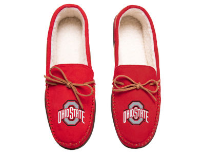 Ohio State Buckeyes Team Color Big Logo Moccasin
