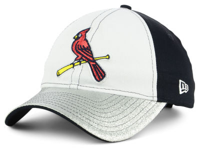 St. Louis Cardinals New Era MLB Women's Shimmer Shine 9TWENTY Cap